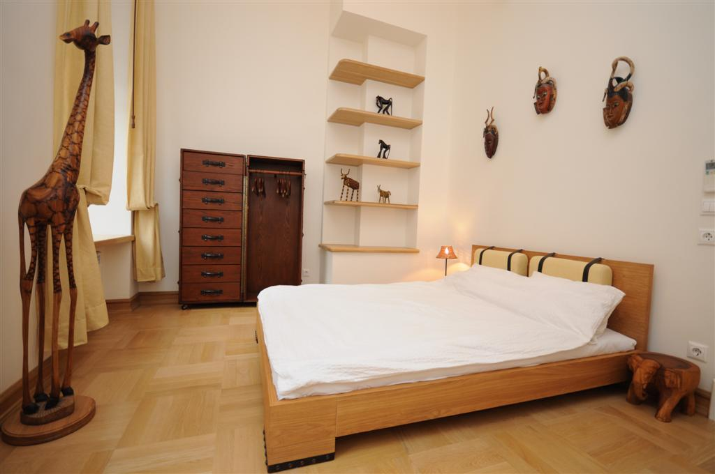 african bedroom st petersburg apartment russia