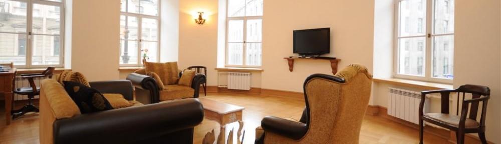 St. Petersburg Apartment Russia